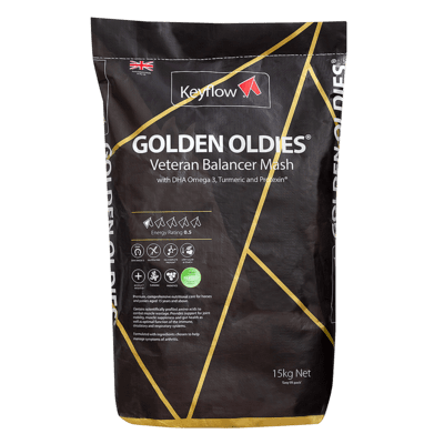 GOLDEN OLDIES® 15KG BAG