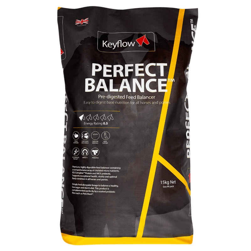 KEYFLOW PERFECT BALANCE 15KG BAG